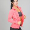 4F Sweatshirt, Neon Coral h4l17-bld002-1969 e