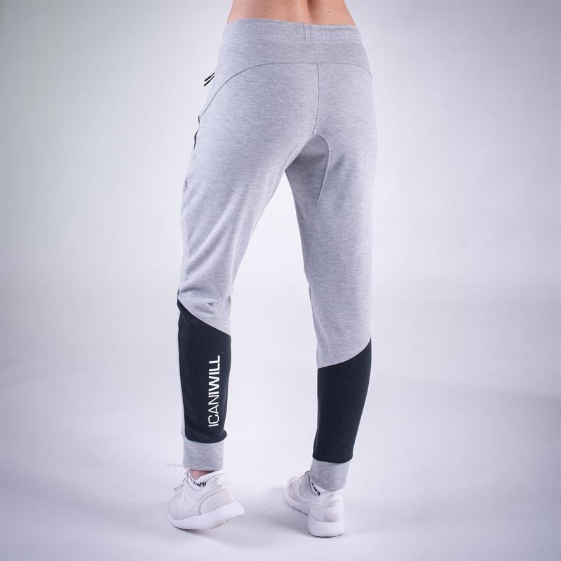 Icaniwill Perform Pants Grey Tights.no