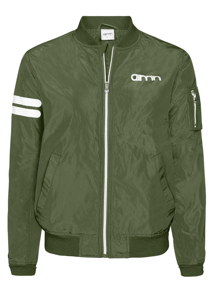 aaae058e Aim'n Green Bomber Jacket - Tights.no