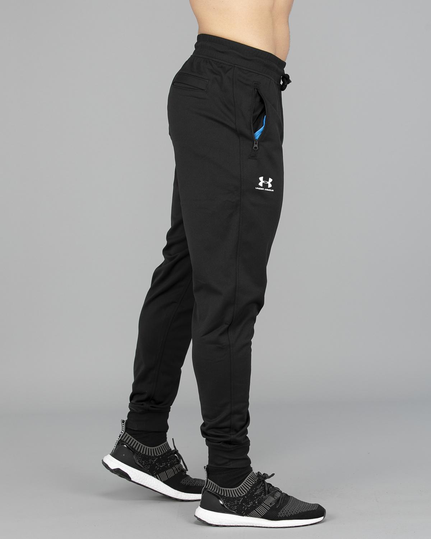 Under Armour Sportstyle Jogger, Black:White6