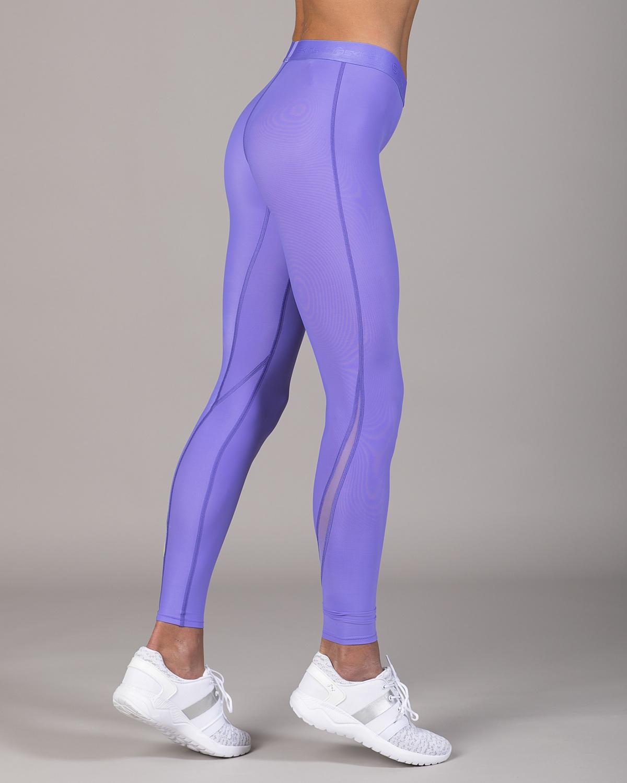 d58f745cddc0b Skins DNAmic Womens Long Tights Violet - Tights.no