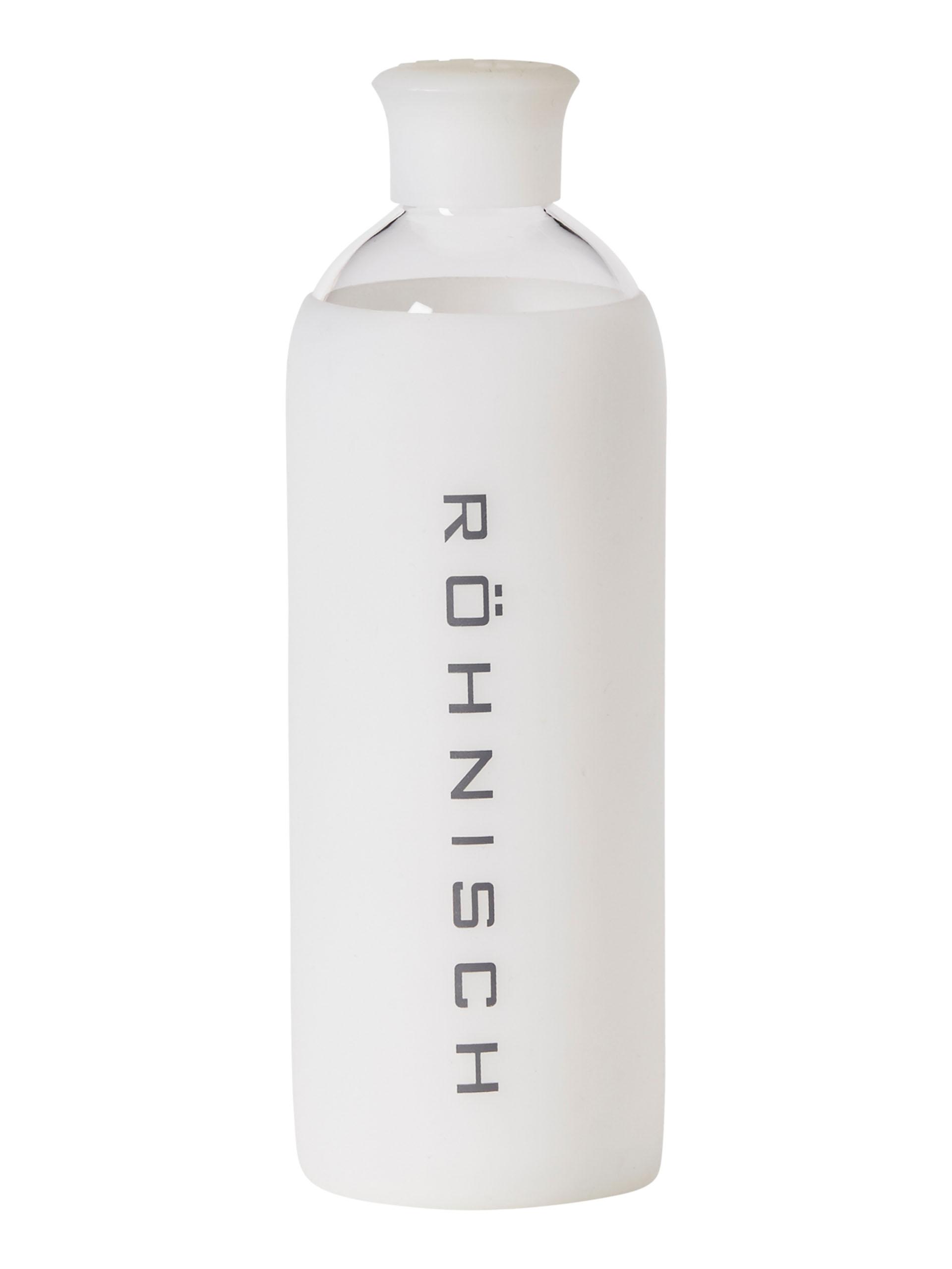 08bd3ca3 Röhnisch Glass Water Bottle, White - Tights.no