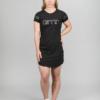 Aim'n Black Short Sleeve Dress 17070008