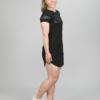 Aim'n Black Short Sleeve Dress 17070008 e