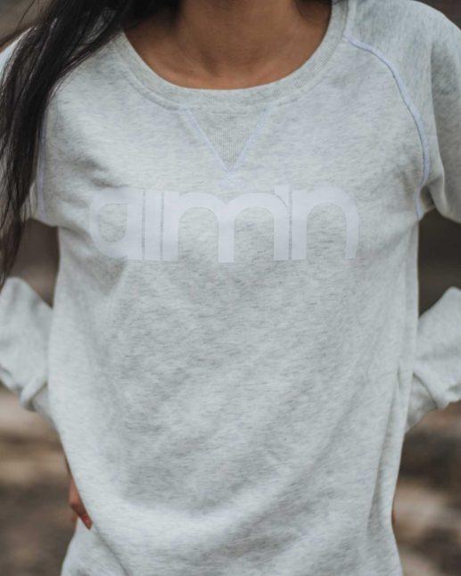 Aim'n Grey Sweatshirt 17050014 b