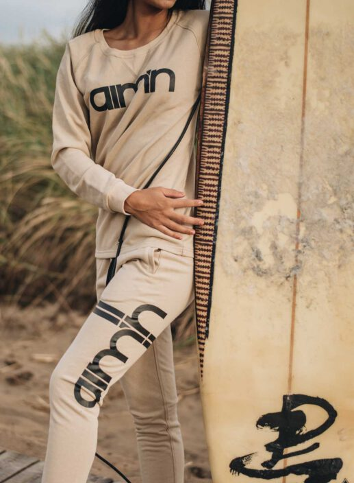 Aim'n Nude Sweatshirt 17050013 and -pants 17010006 b