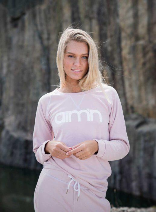 Aim'n Pink Sweatshirt 17050012