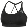 Wor Tri Back Bra - Black