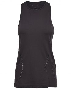 Only Play Sheila Seamless Sl Top - Black