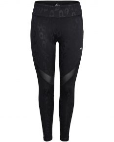 Only Play Sheila Aop Training Tights - Black