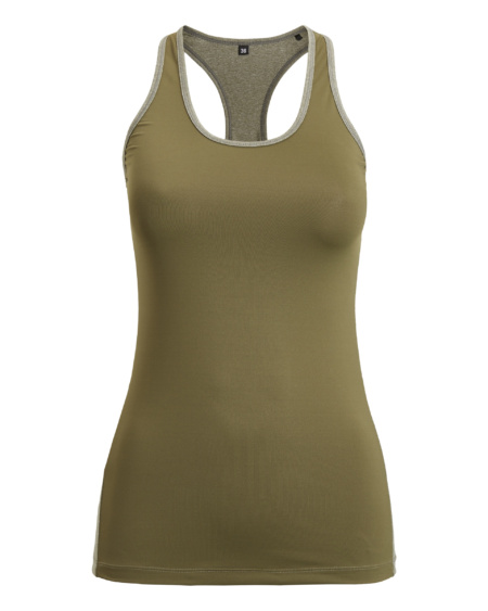 Bjorn Borg Tank Racerbank Cody - Olive Night
