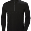 Helly Hansen Lifa Merino Max 1/2 Zip – Black