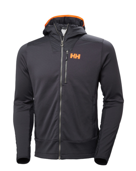 Helly Hansen Ullr Midlayer Jacket – Graphite Blue