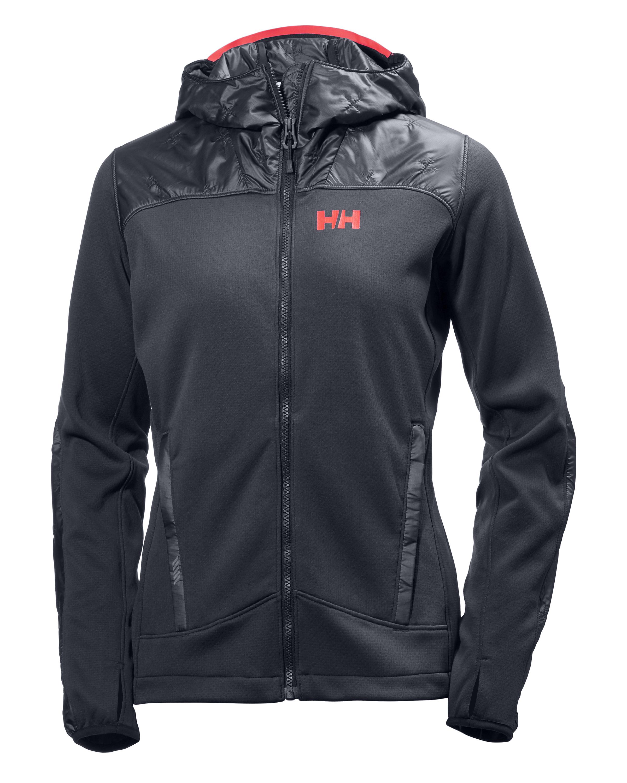 Helly Hansen Ullr Midlayer Jacket - Graphite Blue