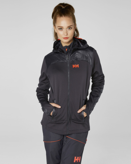 Helly Hansen Ullr Midlayer Jacket - Graphite Blue