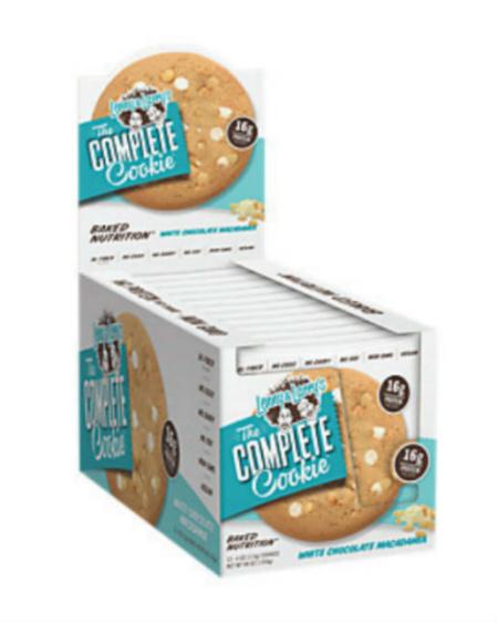 Cookie White Chocolate Macadamia 12x113g