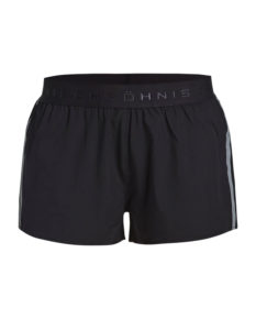 RöHnisch Run Faster Shorts - Black