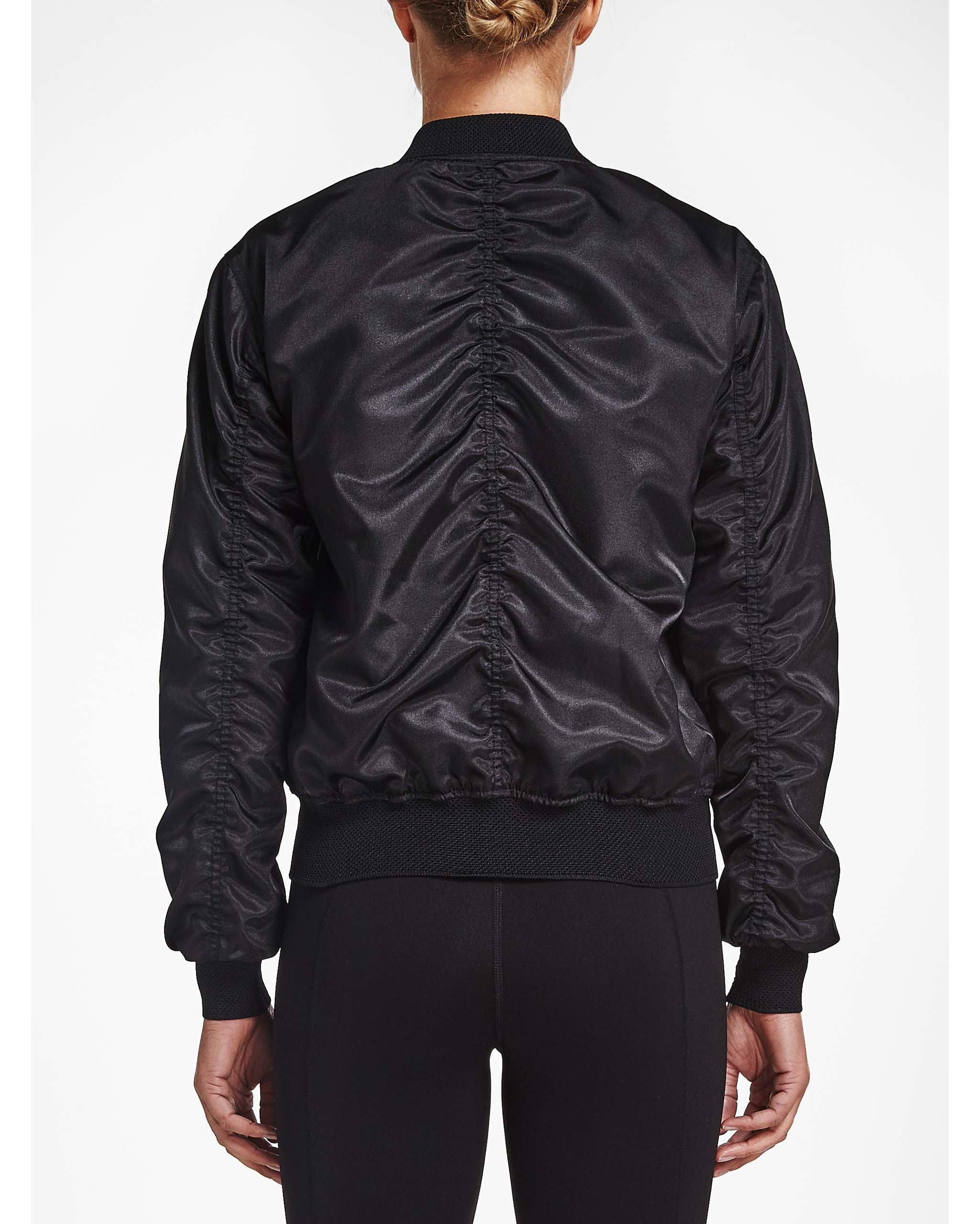 RöHnisch Blink Bomber Jacket - Black
