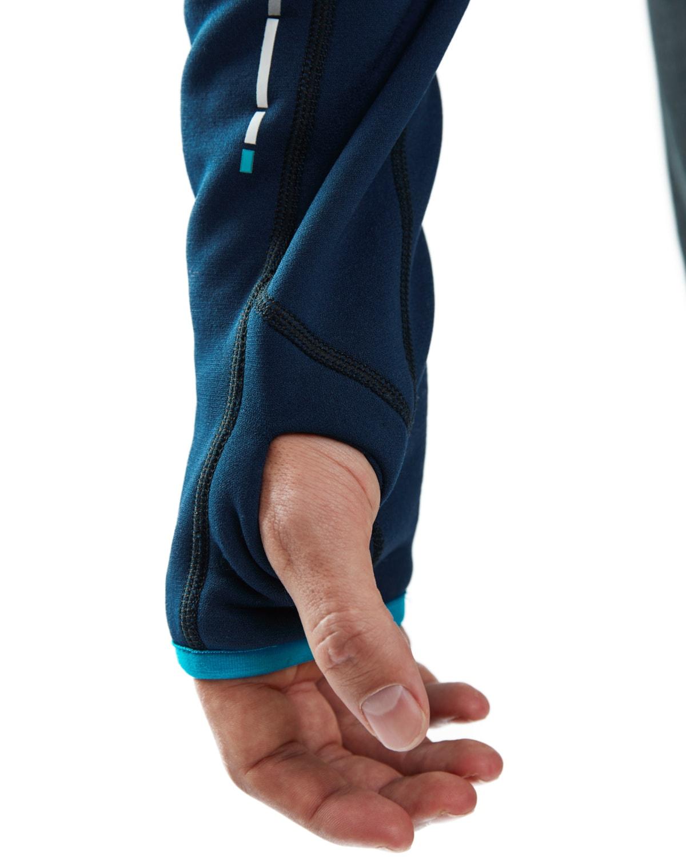 Skigo 1602028 Elevation Wool Fleece Jacket detail