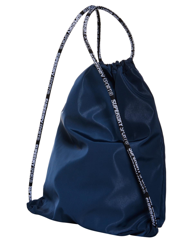 Superdry Drawstring Bag – Navy