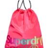 Superdry Drawstring Bag - Vibe Pink