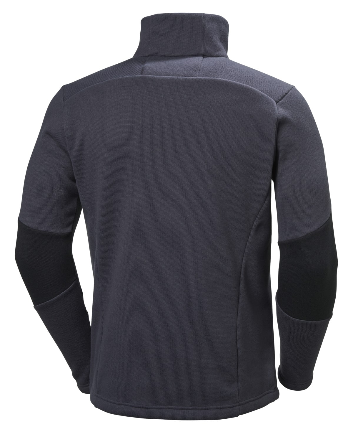 Helly Hansen EQ Black Midlayer Jacket – Graphite BL