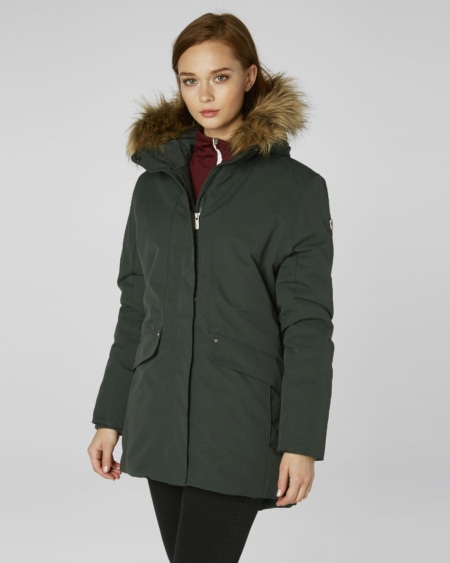Helly Hansen Women Eira Jacket - Darkest SPR