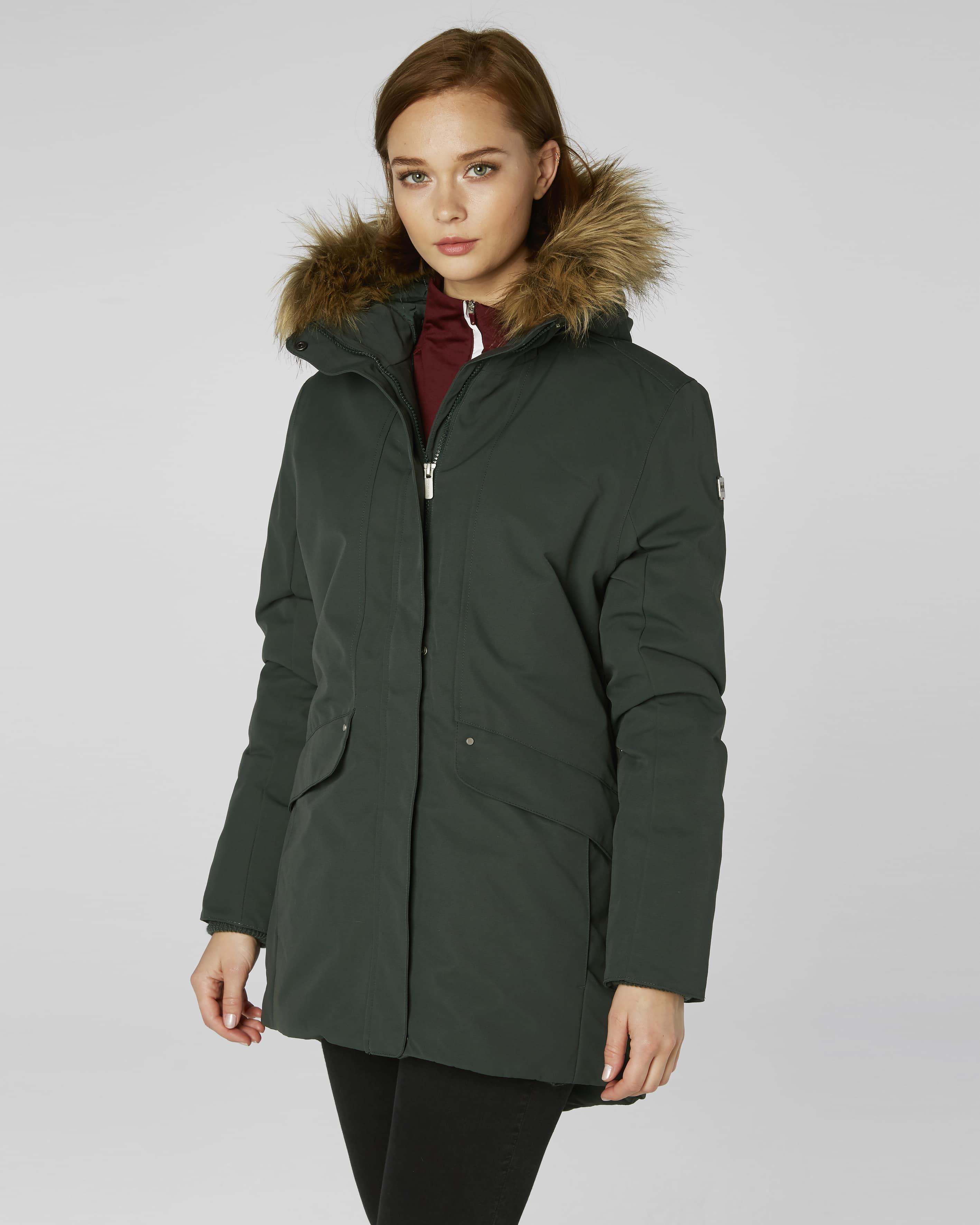Helly Hansen Women Eira Jacket, Black Tights.no