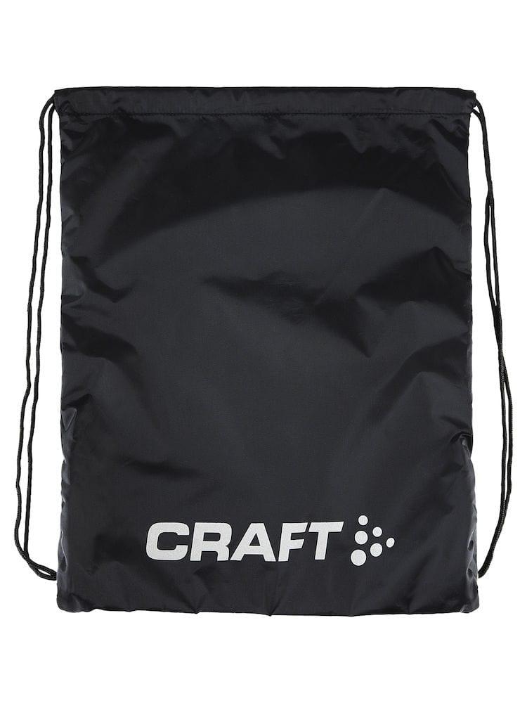 Craft Gym Bag Black:Silver 1903340-9926