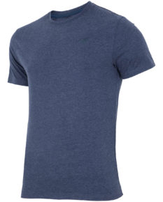 4F T-Shirt - Denim Melange