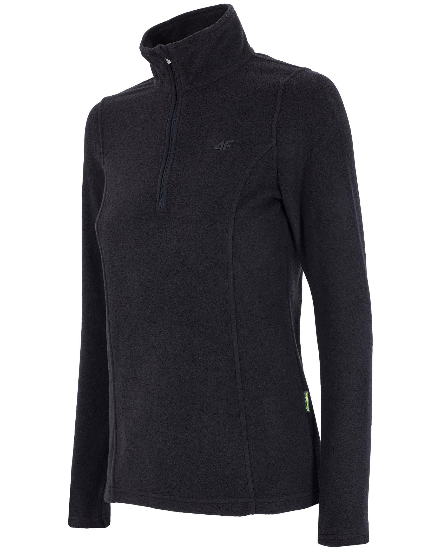 4F Fleece Underwear - Black