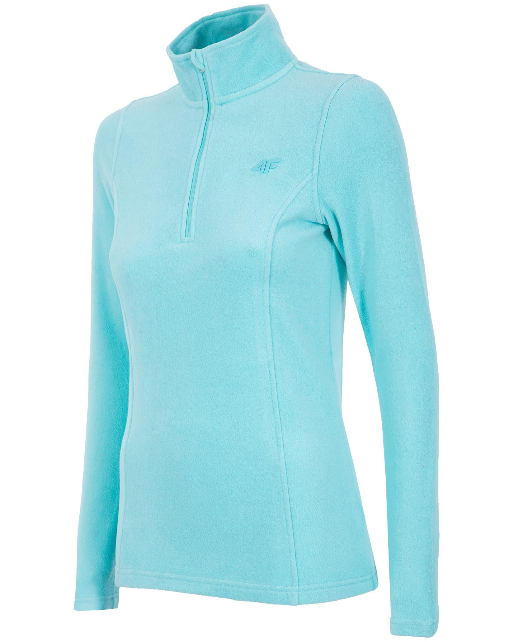 4F Fleece Underwear - Turquoise Light