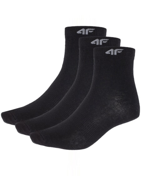 4F Socks - Black
