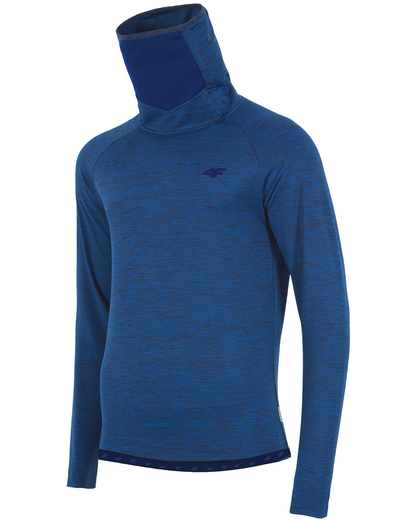 4F Knitwear Unerwear (Rib) - Navy Melange