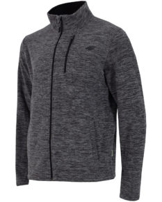 4F Fleece - Dark Gray Melange