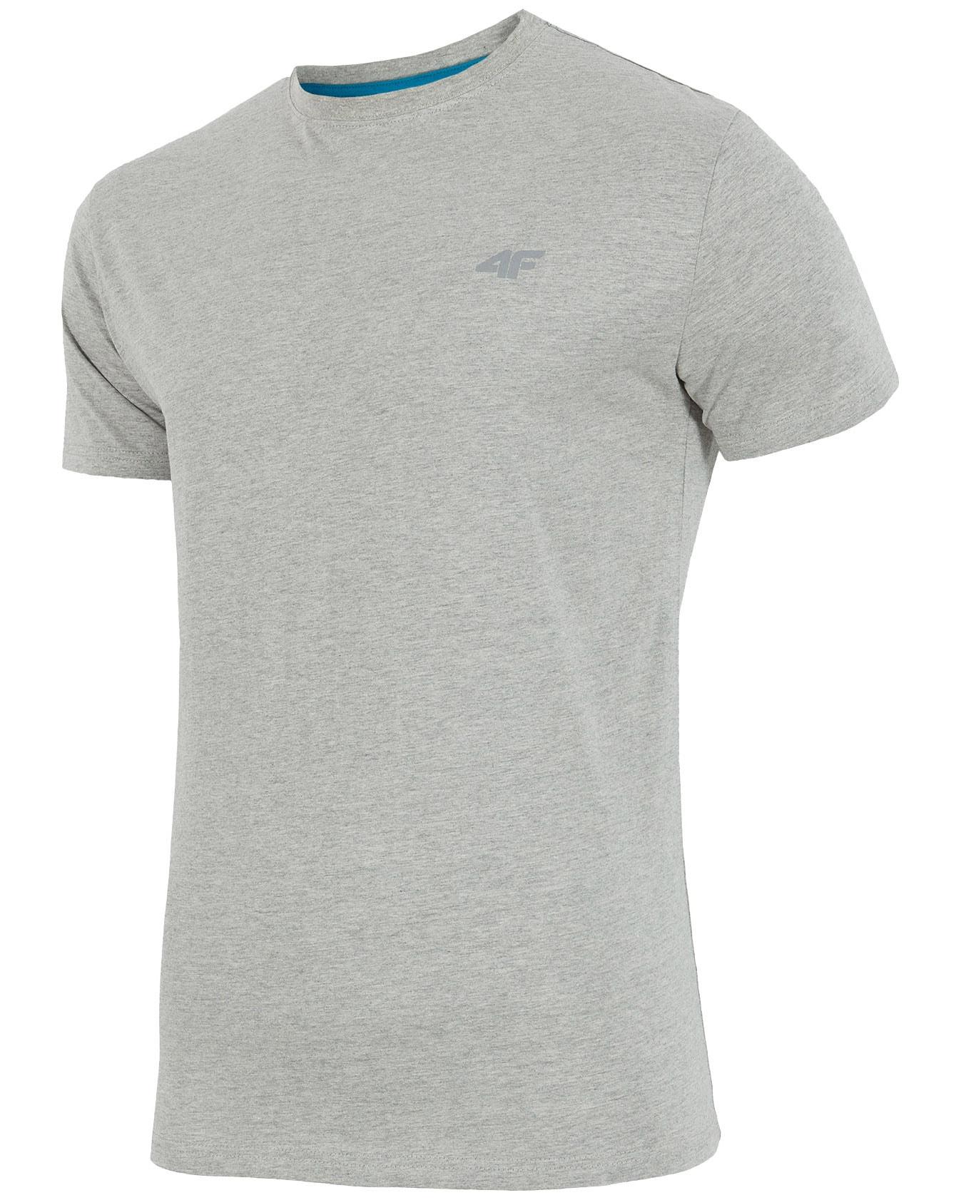 2XU Urban Short Sleeve Herre T skjorte Moon Grey Marle