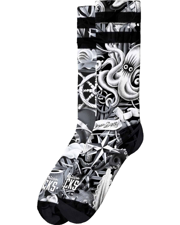 American Socks ShipWreck – Mid High