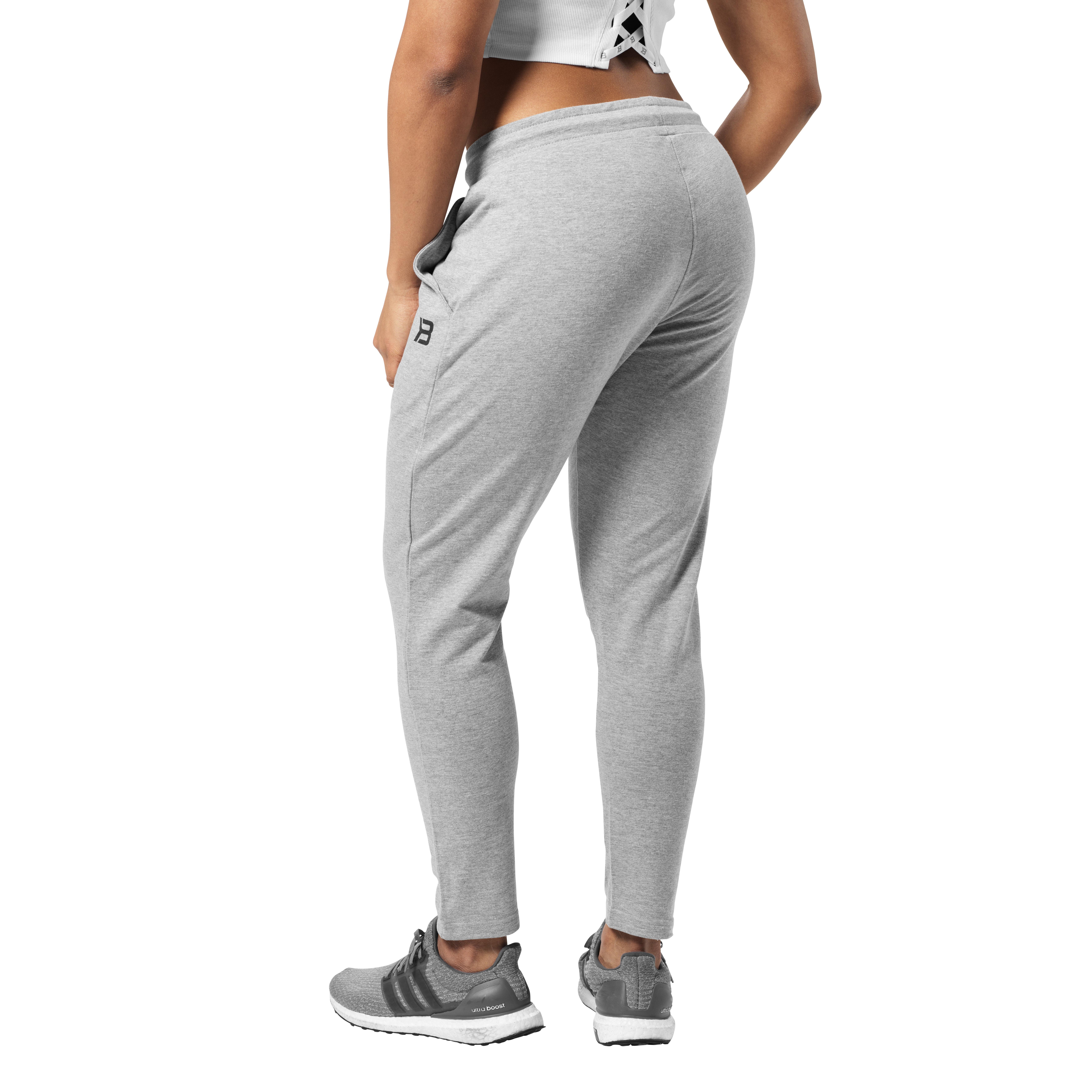 Better Bodies Astoria Sweat Pants Greymelange Tights.no
