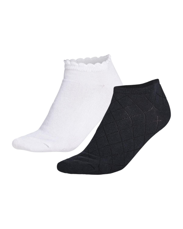 2-pack Short Sock – Black