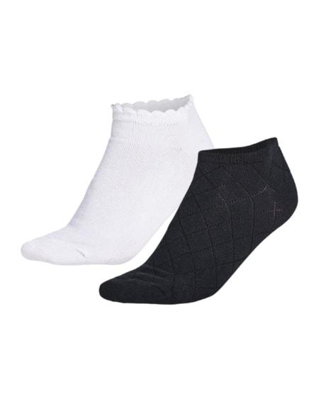 2-pack Short Sock - Black