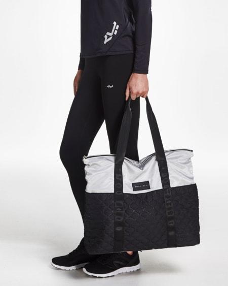 RöHnisch Quilt Bag - Silver