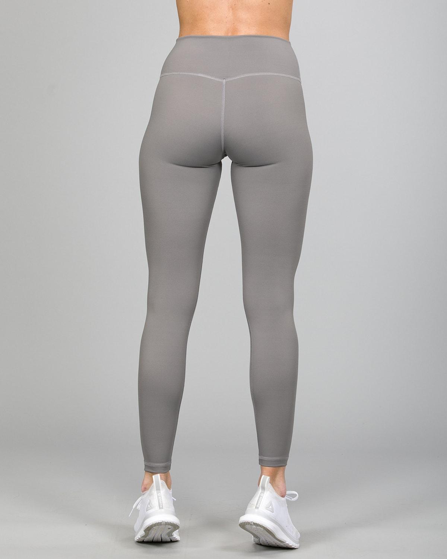 Famme Essential High Waist Legging – Grey ehwt-gr c