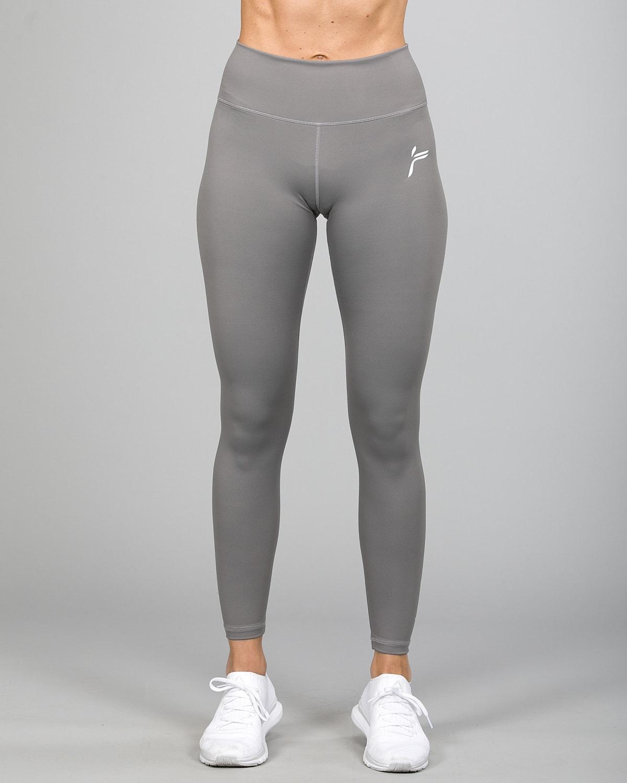 Famme Essential High Waist Legging – Grey ehwt-gr e