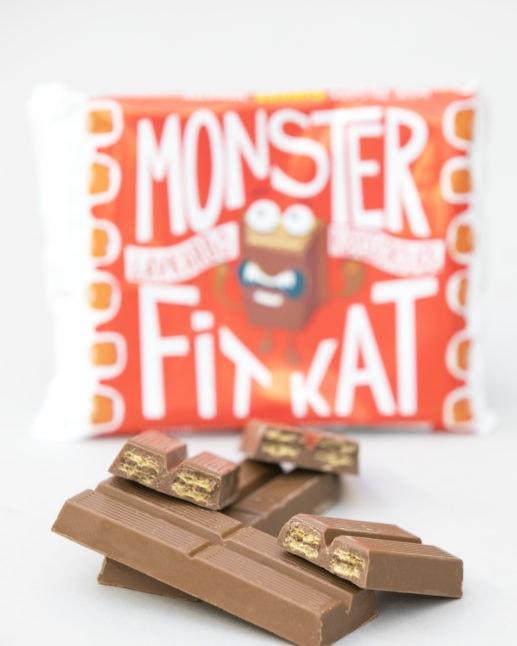 Monster Kit Kat b