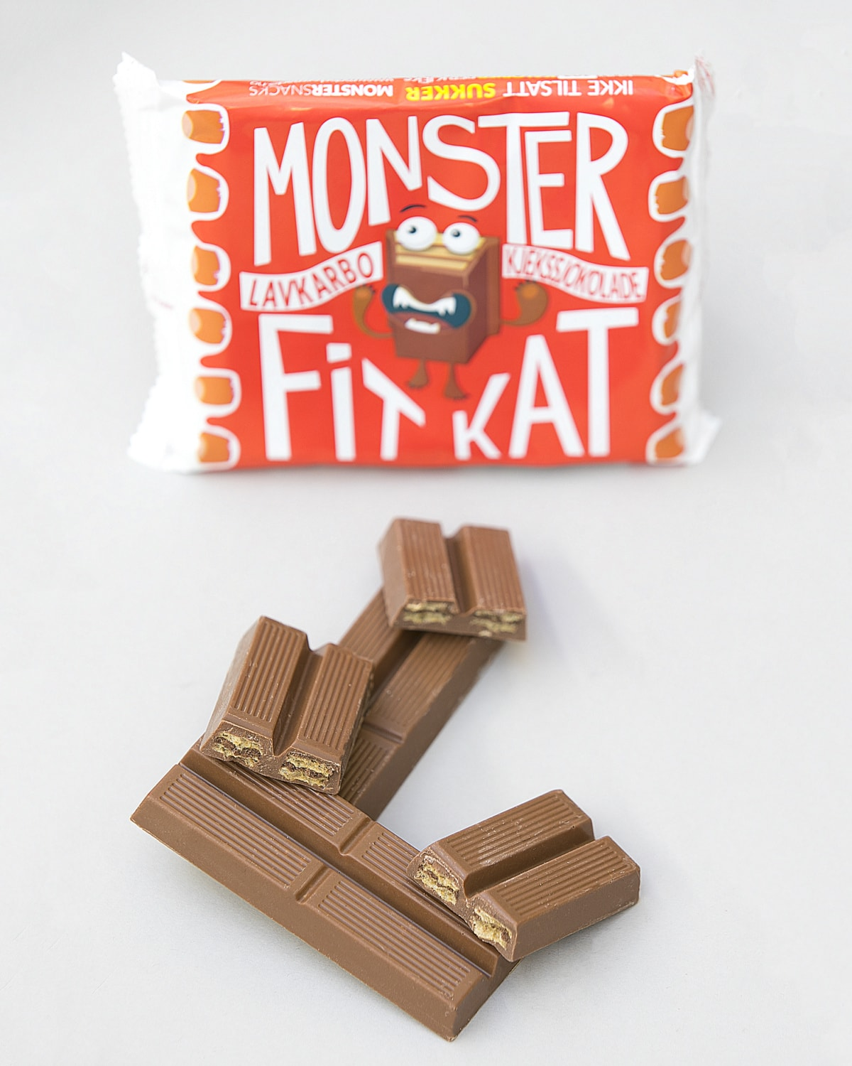 Monster Kit Kat c