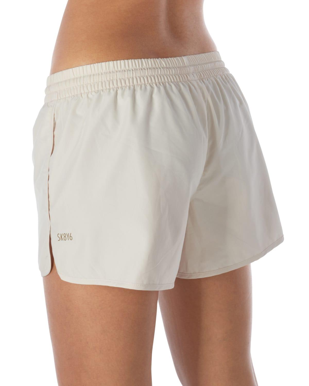 Skiny L. Shorts – Crystal Gray
