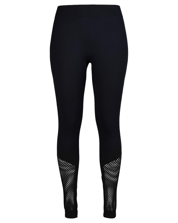 Skiny L. Long Running Tight – Black