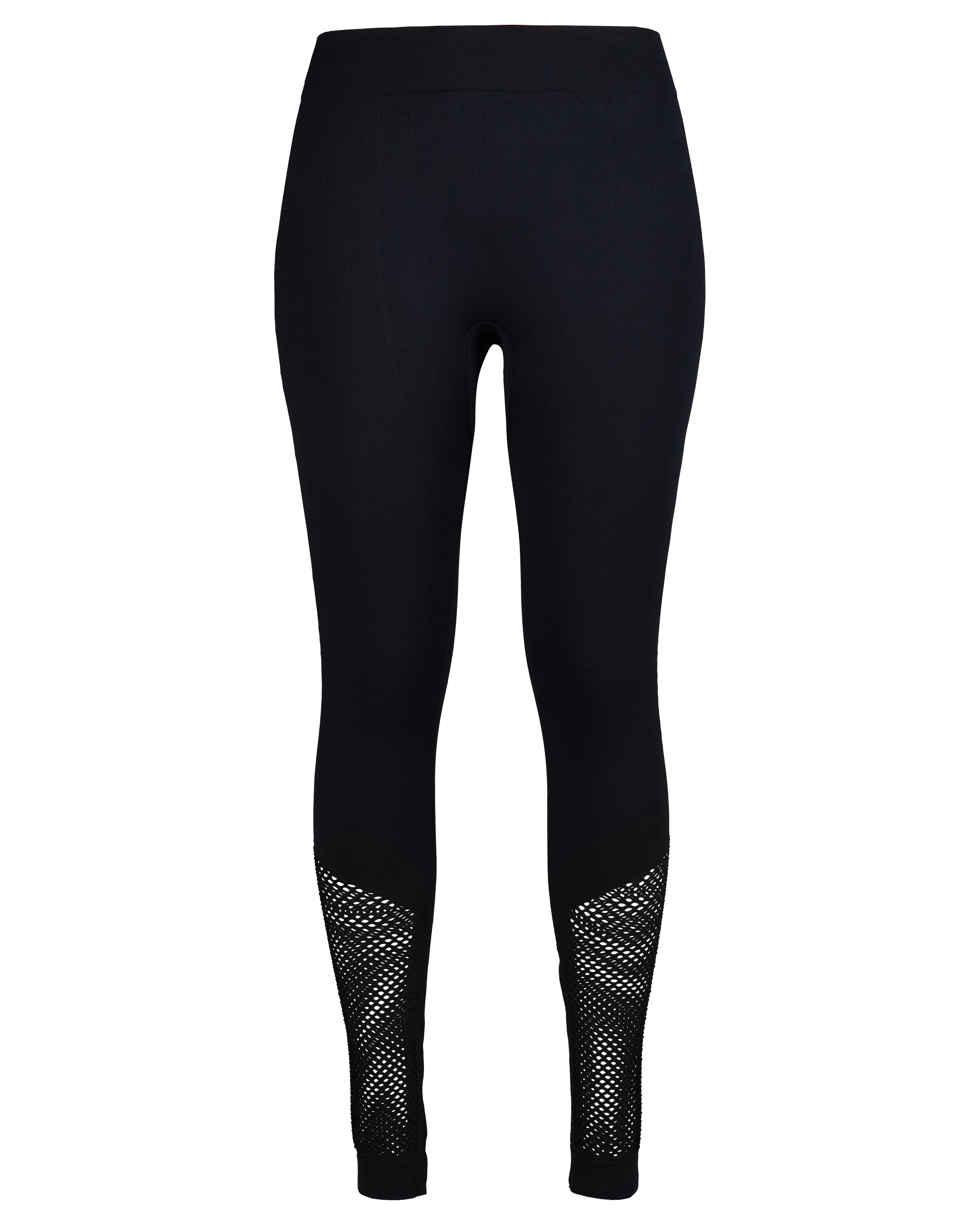 Skiny L. Long Running Tight - Black