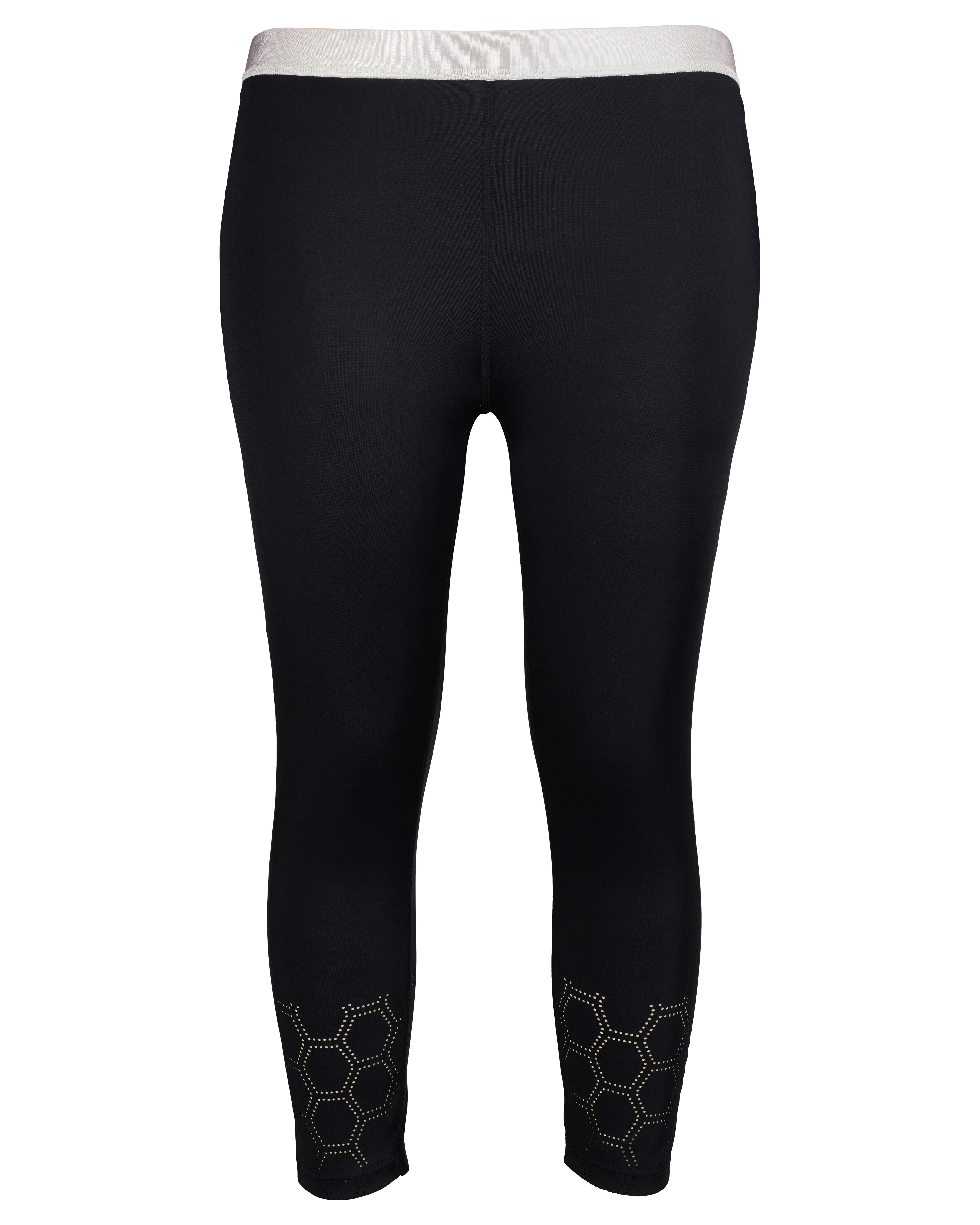 Skiny L. 3/4 Running Tight – Black