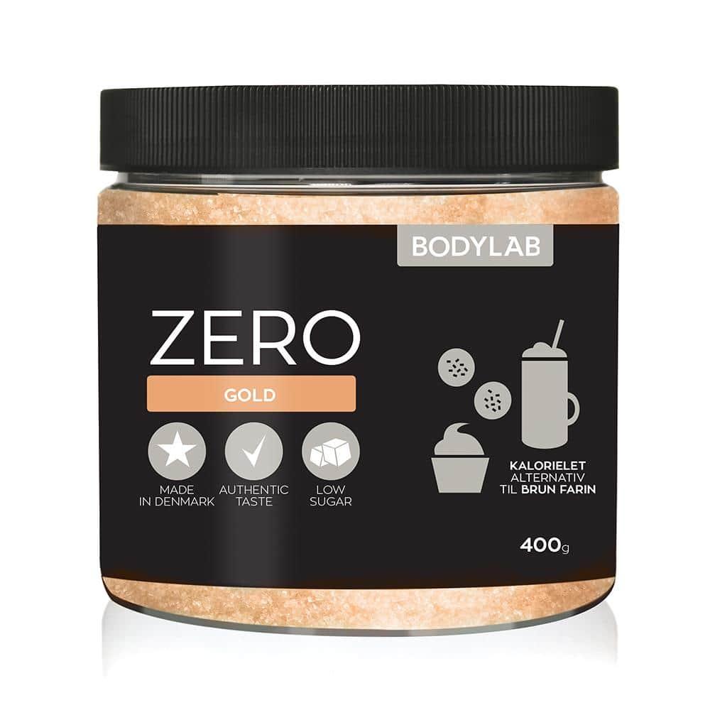Bodylab Zero Gold 400g - Tights.no